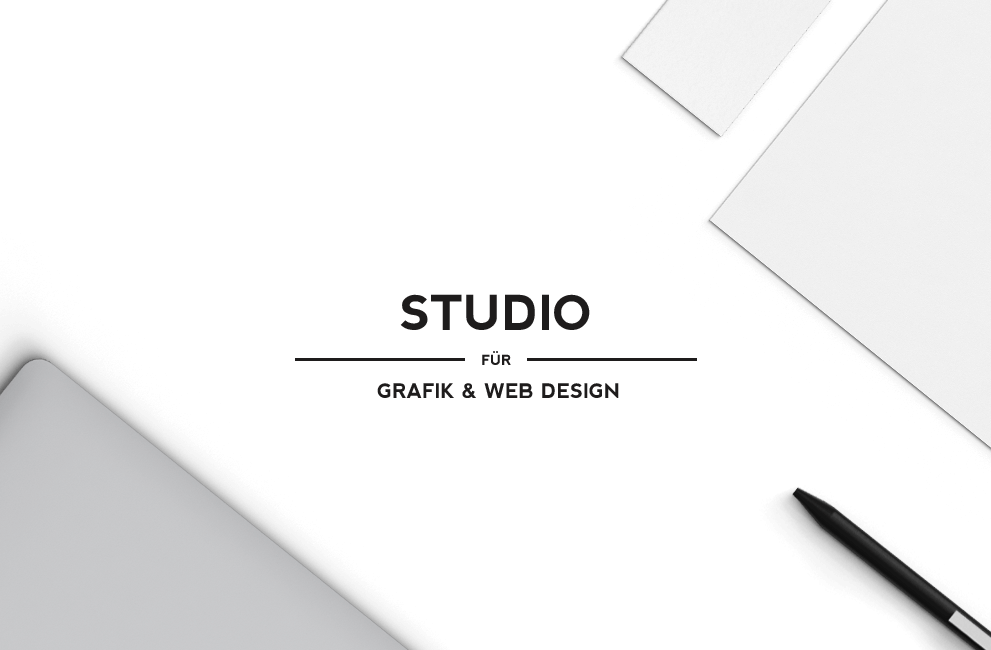 Tablet Ansicht: Design Studio